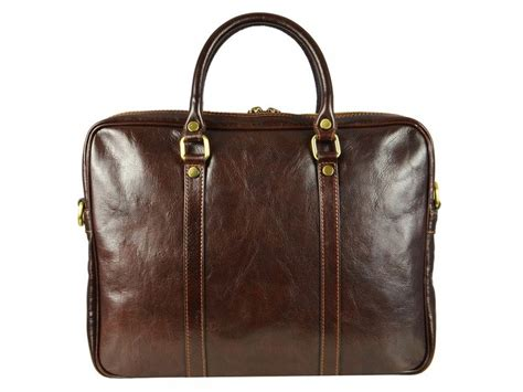 comfortable bag comfortable dark brown leather bag baltic domini
