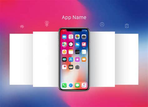 3 iphone mockup free apple iphone x app screen mockup psd mockups