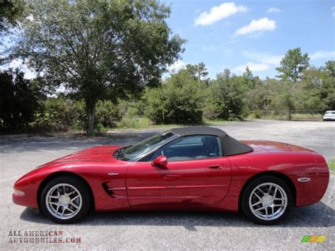 2000 Chevrolet Corvette Convertible by 2000 Chevrolet Corvette Convertible In Magnetic