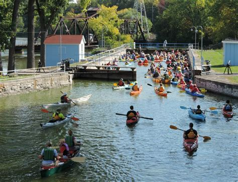 boat landing de pere wi 2015 heritage paddle events fox wisconsin heritage parkway