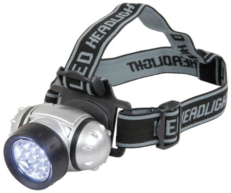 Led Headl 12 led headlight hiking cing cycling ebay