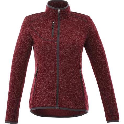 Sweater Knit Hoodie Fingerless Maroon Jaket Polos Casual Premium elevate s maroon tremblant knit jacket