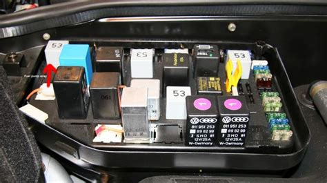 964 fuse box pelican parts technical bbs wiring diagram