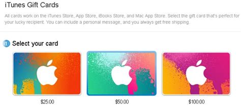 Buy Itune Gift Card Code Online - how to buy itunes gift card gift your loved ones
