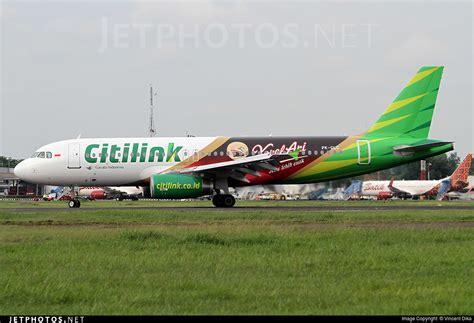 citilink via halim pk glc airbus a320 233 citilink vincent dika jetphotos