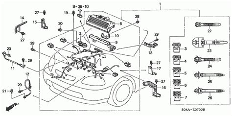 2000 honda civic wiring harness diagram 39 wiring