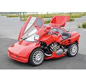 Tricycle Upgrade Exploring The Wonders Of Luxury Sidecars