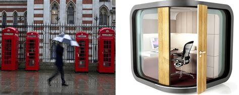 Mba Box Office Telelphone by Hi Tech Office Pods To Replace Iconic Phone Boxes