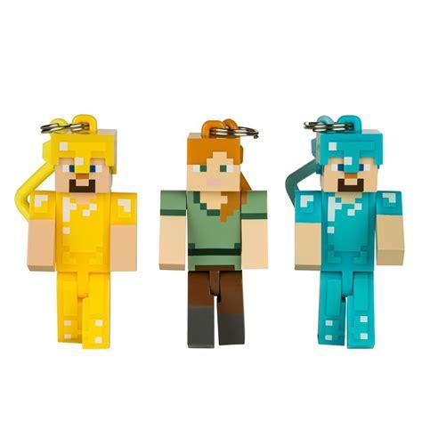 Blind Minecraft Minecraft Hangers 3 Figure Blind Pack Series 2 Blind Box