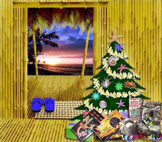 christmas in hawaii themed party the ho ho ho throwdown 3 results edition the ed zone