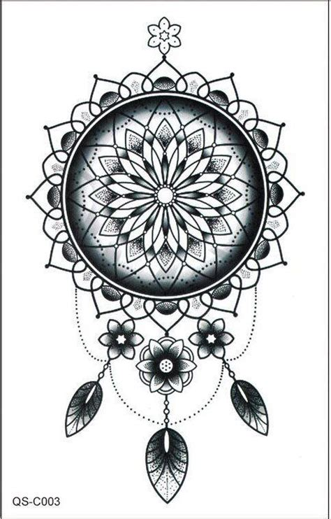 henna tattoo information malia dreamcatcher temporary boho bohemian and