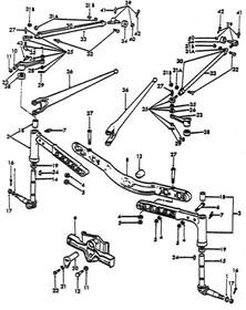 Ford 2000 Tractor Parts Diagram Hydraulic Wiring Diagram Get Free Image About