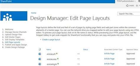 editing page layout in sharepoint 2010 sharepoint news page 5 tony phillips