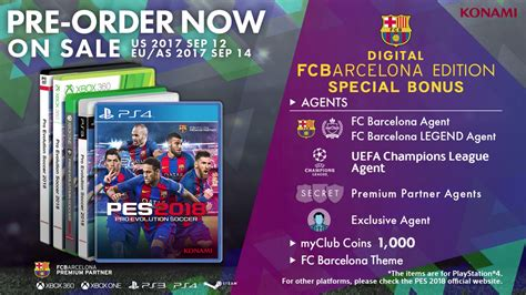 Ps4 Pro Evolution Soccer 2018 Pes 2018 pes 2018 release date cost consoles pre order all