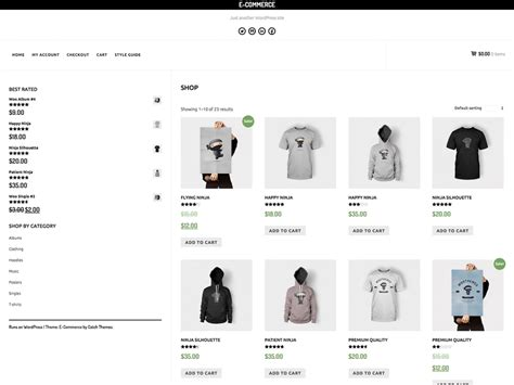 wordpress themes free download for e commerce theme directory free wordpress themes