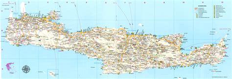 crete map crete map crete mappery