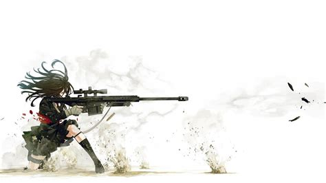 anime wallpaper hd 1600 x 900 anime sniper wallpapers hd wallpapers id 10722
