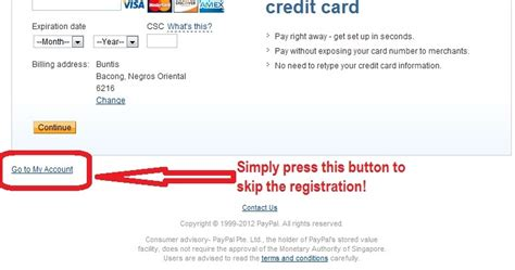 make paypal without credit card how to earn how to register at paypal