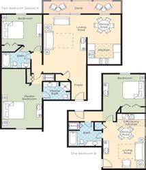 wyndham kingsgate floor plan wyndham kingsgate resort