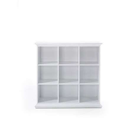 maison park 6 shelf bookcase white walmart