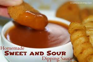 sweet and sour sauce recipe dishmaps