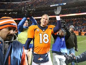 peyton manning getting a bud light in my is