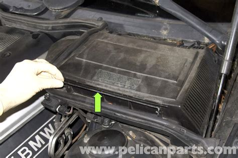 Bmw Cabin Filter by Bmw E39 5 Series Cabin Microfilter Replacement 1997 2003