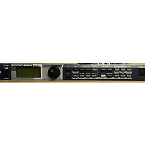 Motif Rack Es by Used Yamaha Motif Rack Es Sound Module Guitar Center