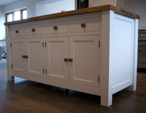oak kitchen island units ikea free standing kitchen cabinets reclaimed oak