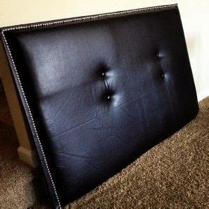 leather headboard diy 1000 ideas about leather headboard on pinterest leather