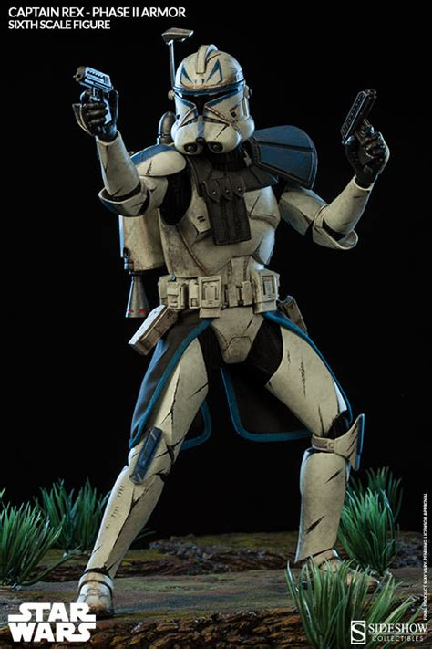Regalia Battle Suit Go Leader Edition general news captain rex suits up in his phase ii armor