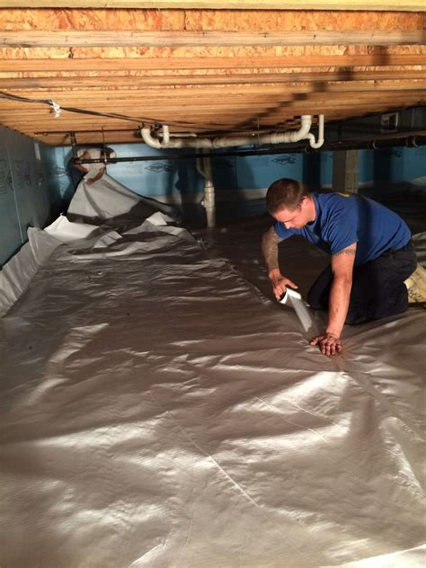 house crawl themes easy to install crawl space vapor barrier viper cs keep
