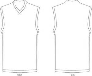 blank jersey template media and arts newschoolers com