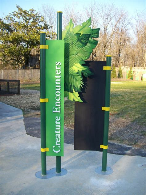 maryland zoo creature encounters lh sign company
