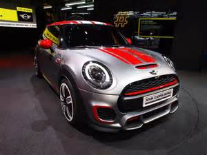 Mini Cooper Jcw 2014 Next Mini Cooper Works To Pack About 230 Hp Report