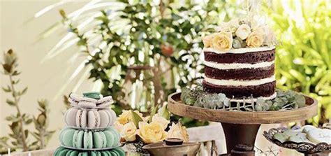 karas party ideas rustic outdoor bridal shower karas