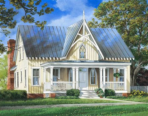 Charming House Plans by Charming Cottage House Plan 32657wp Architectural