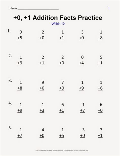 Math Facts Practice Worksheets by Who S Who And Who S New Mastering Math Facts
