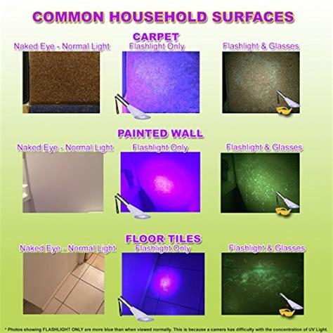 cat urine black light uv flashlight pet urine detector by doggone pet products
