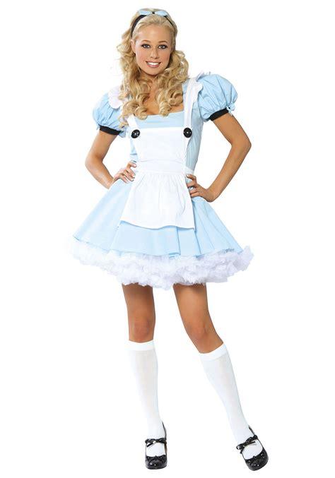 alice in wonderland costume alice in wonderland costumes sassy alice costume