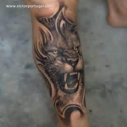 tatuaje brazo realista le 243 n por victor portugal