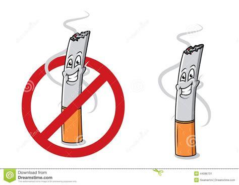 Stock United Healthcare Cartoon Happy Cigarette Stock Vector Image 44086731