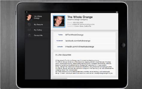 Resume D Gray by Portfolio Resume Gray Orange Resume