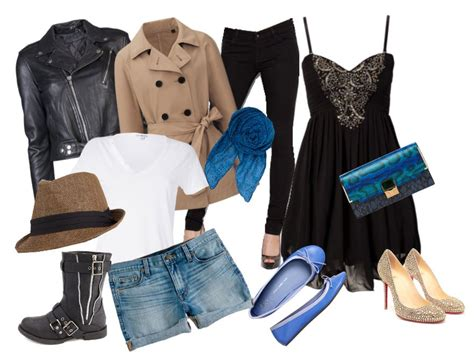Must In Wardrobe by 20 Must Fashion Items For Every College