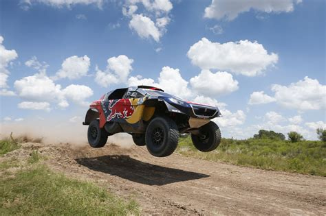 Peugeot Win The Dakar Rally Rev Ie