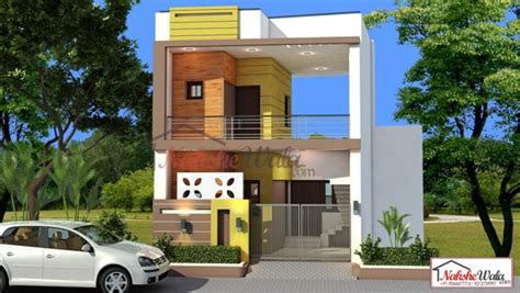 Duplex Apartment Plans by Small House Elevations Small House Front View Designs