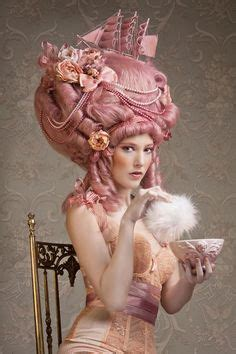 history of avant garde hairstyles rococo archive page 4 of 7 costume and fashion history