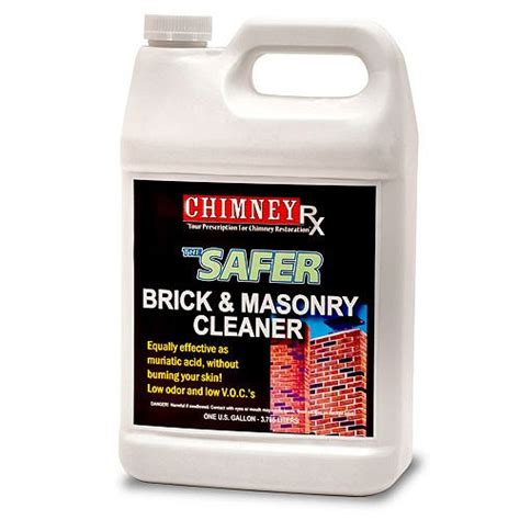 chimneyrx paint and peel fireplace cleaner 1 2 gallon