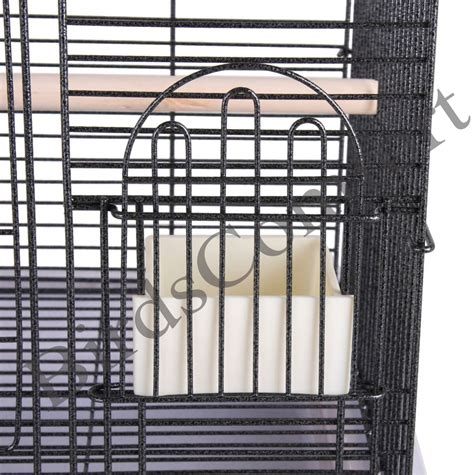 hq cages 702 parrot bird cage 22x17x60 quot toy cages