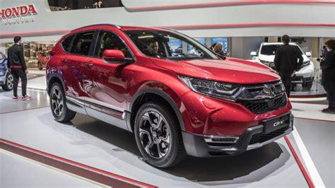 Honda Europe 2020 by 2020 Honda Cr V Review Hybrid Price Redesign Colors